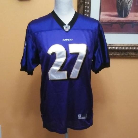 1bd8d88ff73 Reebok Tops | Baltimore Ravens Ray Rice 27 Youth Nfl Apparel | Poshmark